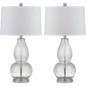 Mercurio - Two Light Double Gourd Table Lamp (Set of 2)