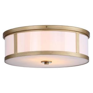 Avery - Two Light Drum Flush Mount