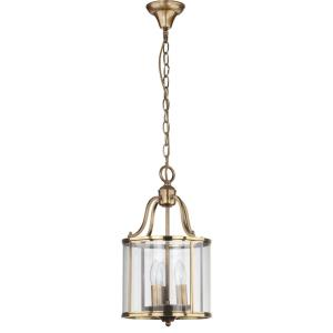 Sutton Place - Three Light Pendant