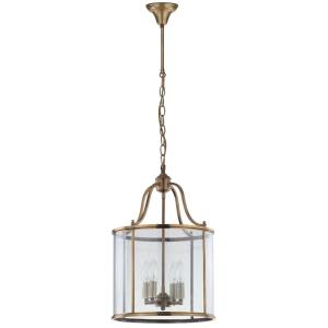 Sutton Place - Four Light Pendant