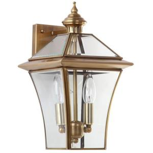 Virginia - Two Light Double Wall Sconce