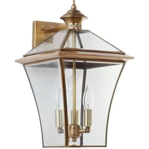 Virginia - Three Light Triple Wall Sconce
