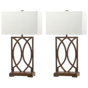Jago - Two Light Table Lamp (Set of 2)