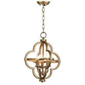 Mila - Three Light Adjustable Pendant