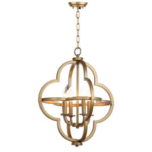 Millard - Four Light Adjustable Pendant