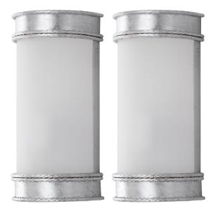 Florence - 2 Light Wall Sconce (Set of 2)