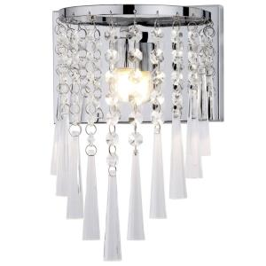 Tilly - One Light Beaded Wall Sconce (Set of 2)