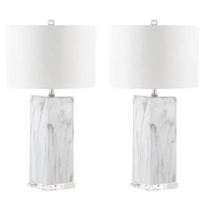Olympia - Two Light Table Lamp (Set of 2)