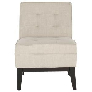Angel - 31.8 Inch Tufted Armless Club Chair