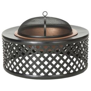 Jamaica - 32 Inch Fire Pit