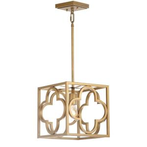 Rabia Trellis - One Light Pendant