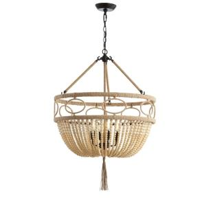 Whitley - 38 Inch 16W 4 LED Pendant