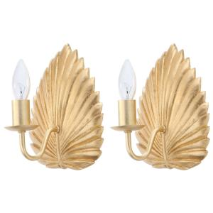 Adonis - 1 Light Wall Sconce (Set of 2)