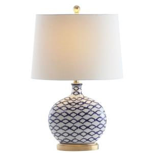 "Makenna - 25"" 9W 1 LED Table Lamp"