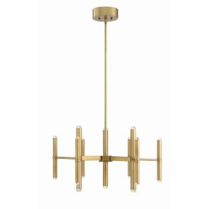 Barnum - 26 Inch 36W 18 LED Chandelier