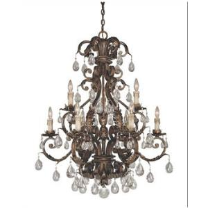 Chastain - Nine Light Chandelier