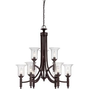 Trudy - Nine Light Chandelier