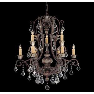 Elizabeth - Nine Light Chandelier