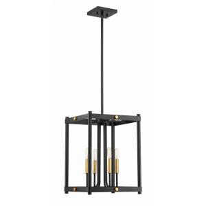 Fowler - Four Light Pendant Lantern