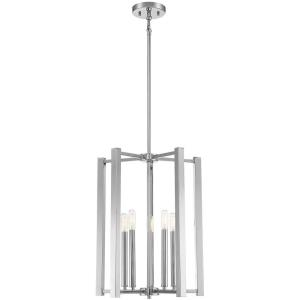 5 Light Pendant-20.5 inches tall by 16 inches wide
