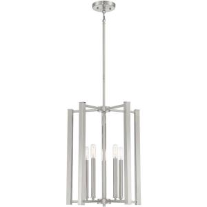 5 Light Pendant - 20.5 inches tall by 16 inches wide