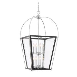 Dunbar - Eight Light 2-Tier Pendant