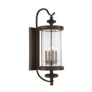 Palmer - Four Light Outdoor Wall Lantern