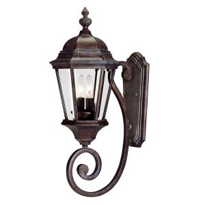 Wakefield - Two Light Outdoor Wall Lantern