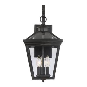 Ellijay - 3 Light Outdoor Wall Lantern