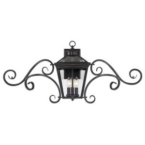Ellijay - Three Light Wall Mount with Scrolls