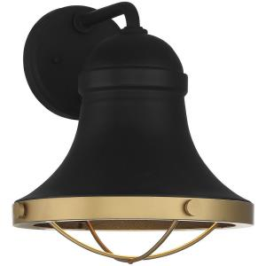 1 Light Outdoor Wall Lantern-13 inches tall by 12 inches wide