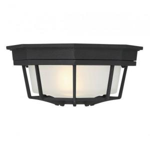 Exterior Collections - 1 Light Outdoor Flush Mount