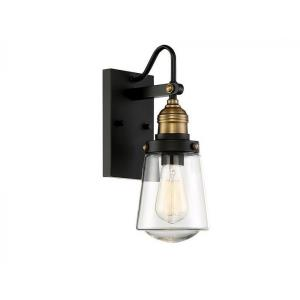 1 Light Outdoor Flush Mount - Industrialstyle with Vintage and Contemporary inspirations - 20.75 inches tall by 7.5 inches wide
