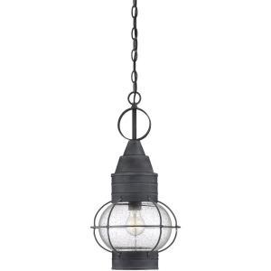 Enfield - One Light Outdoor Hanging Lantern