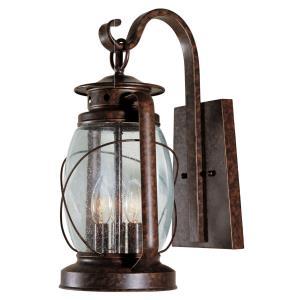Smith Mountain - Three Light Outdoor Wall Lantern