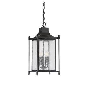 Dunnmore - Four Light Outdoor Hanging Lantern