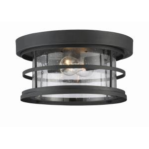 Barrett - Two Light Outdoor Flush Mount