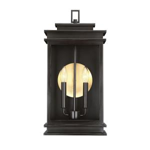 Reading - Two Light Outdoor Wall Lantern