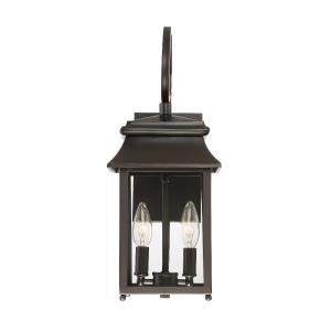 Durham - Two Light Small Outdoor Wall Lantern