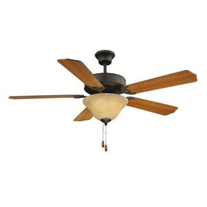 52 Inch Ceiling Fan  and Includes Light Kit