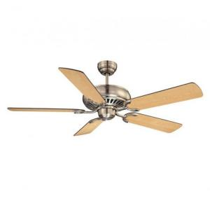 5 Blade Ceiling Fan-Traditional Style with Transitional Inspirations-8.69 inches tall by 52 inches wide
