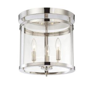 Penrose - Three Light Semi-Flush Mount