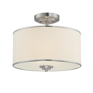 Grove - 2 Light Semi-Flush Mount