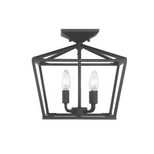 Townsend - 4 Light Semi-Flush Mount