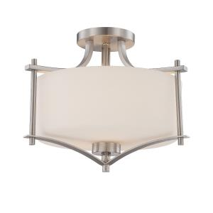 Colton - 2 Light Semi-Flush Mount