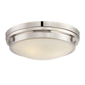 Lucerne - 3 Light Flush Mount