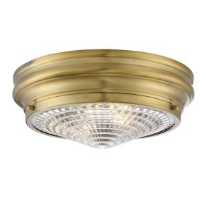 Benton - Two Light Flush Mount