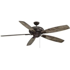 5 Blade Ceiling Fan-Transitional Style with Traditional Inspirations-10.33 inches tall by 68 inches wide