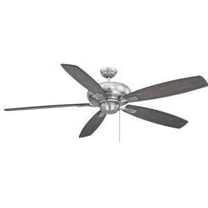 5 Blade Ceiling Fan - Transitionalstyle with Traditional inspirations - 10.33 inches tall by 68 inches wide