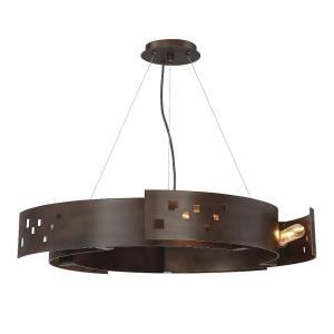 Odessa - Five Light Pendant